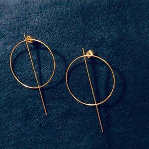 Jewelry - Gold Earrings | Semerkand - New!